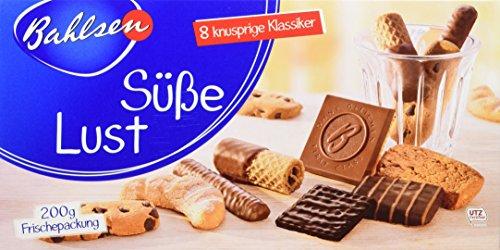 Bahlsen Süße Lust, 6er Pack (6x 200 g Packung)