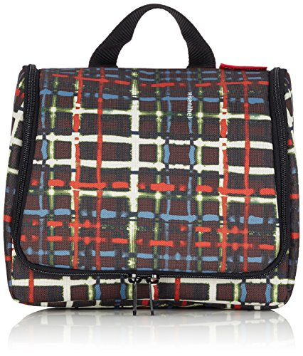 reisenthel toiletbag wool Maße: 23 x 20 x 10 cm / Maße: 23 x 55 x 8,5 cm expanded / Volumen: 3 l