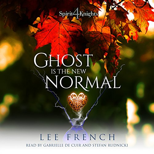 Ghost Is the New Normal audiobook cover art