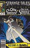 Strange Tales #4 (1987)