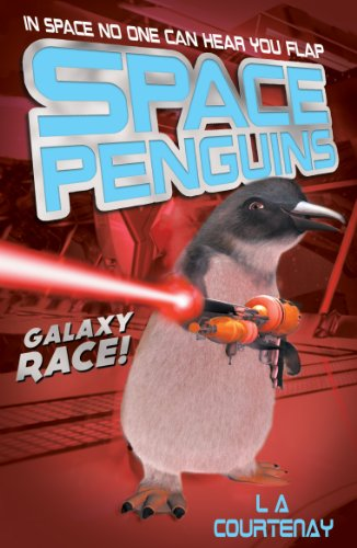 Space Penguins Galaxy Race (English Edition)