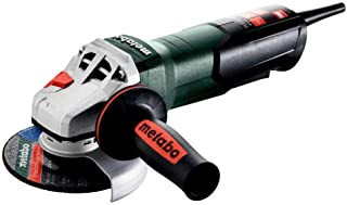Metabo 603624420 WP 11-125 Quick 11 Amp 11000 RPM 4.5 in. / 5 in. Corded Angle Grinder with Non-Locking Paddle