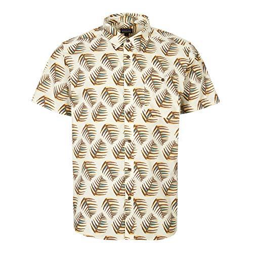 Patagonia Herren Top M's Go to Shirt M Weiß (Dyno White)