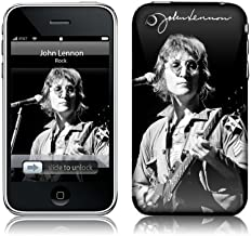 MusicSkins, MS-JL40001, John Lennon - Rock, iPhone 2G/3G/3GS, Skin