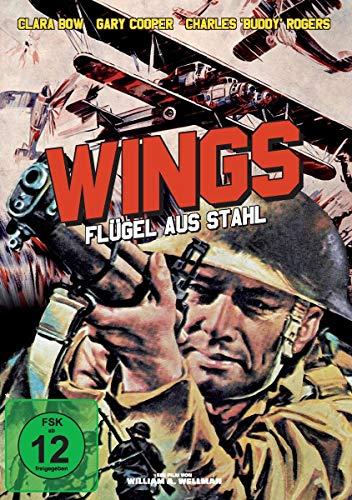 Wings - Flügel aus Stahl (Der Stummfilm-Klassiker von 1927)