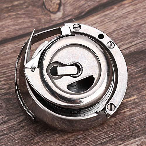 Estuche de bobina de gancho giratorio Accesorios para máquinas de coser industriales Bobina de gancho, Estuche de bobina para PFAFF 1245 1246