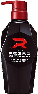 【医薬部外品】ロート製薬 リグロ 薬用スカルプ ノンシリコン シャンプー メンズ 頭皮環境正常化 弱酸性 ハーバルフローラルの香 約2.5カ月分 320mL 日本製