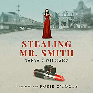 Stealing Mr. Smith audiobook cover art
