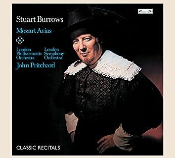 Stuart Burrows: Mozart Arias