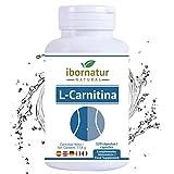 L-Carnitina en Cápsulas - Quema Grasas para bajar de Peso Rápido | Potente Adelgazante con actividad fisica y ejercicio | Mejora Musculación y Rendimiento