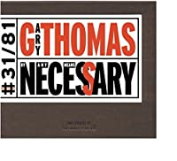 By Any Means Necessary by Gary Thomas (2003-04-08)