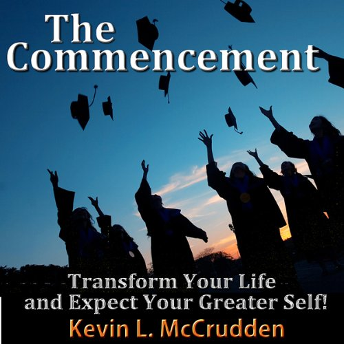 The Commencement audiobook cover art