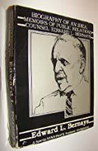 Biography of an Idea: Memoirs of Public Relations Counsel Edward L. Bernays *ABRIDGED AUDIOBOOK COMPLETE IN TWO TAPES WITH CASE*