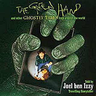 The Green Hand audiobook cover art