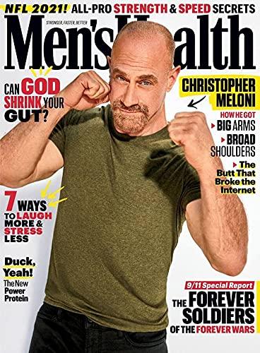 Men's Health Only $7.00 (Retail $49.90)