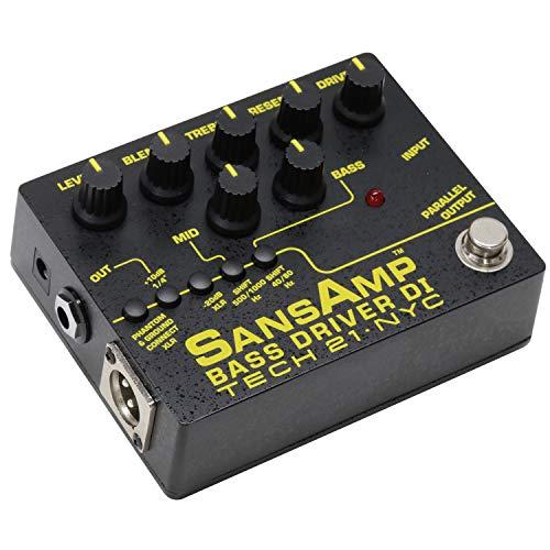 Tech 21 SansAmp Bass...