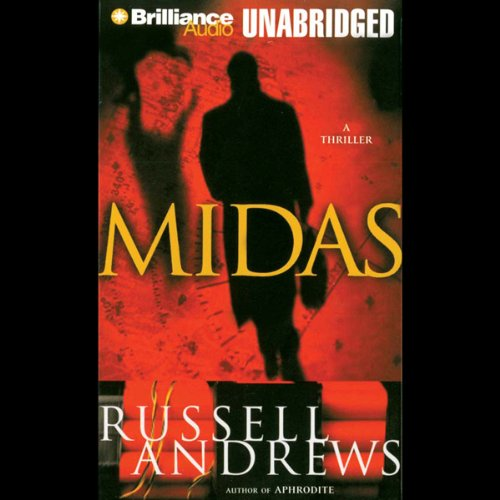 Midas audiobook cover art