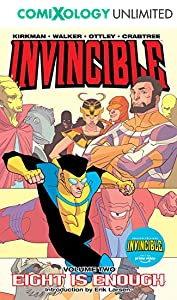 Invincible Vol. 2: Eight is Enough