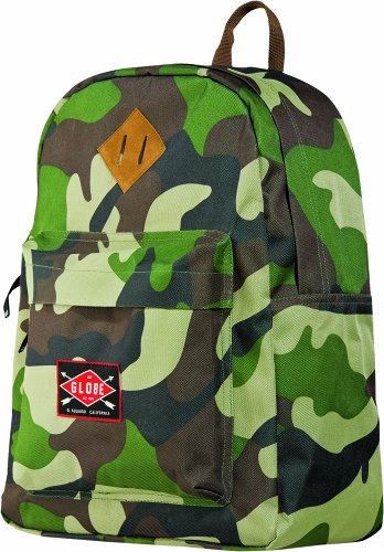 Globe Dux II Backpack Sac à dos 18 Litres Camo