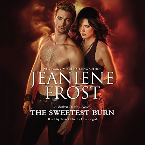 The Sweetest Burn audiobook cover art
