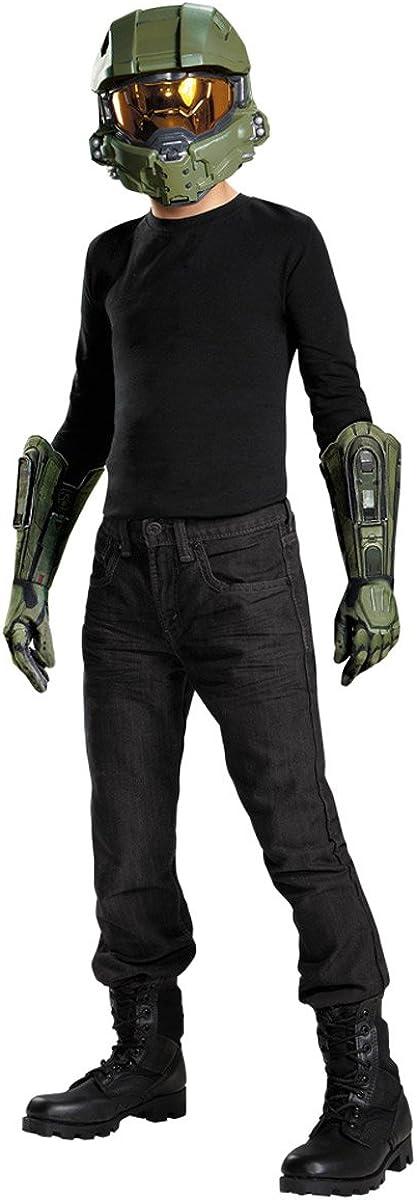 Max 47% OFF Master Chief Kit Child Halo Costume Green Set Charlotte Mall Accessory