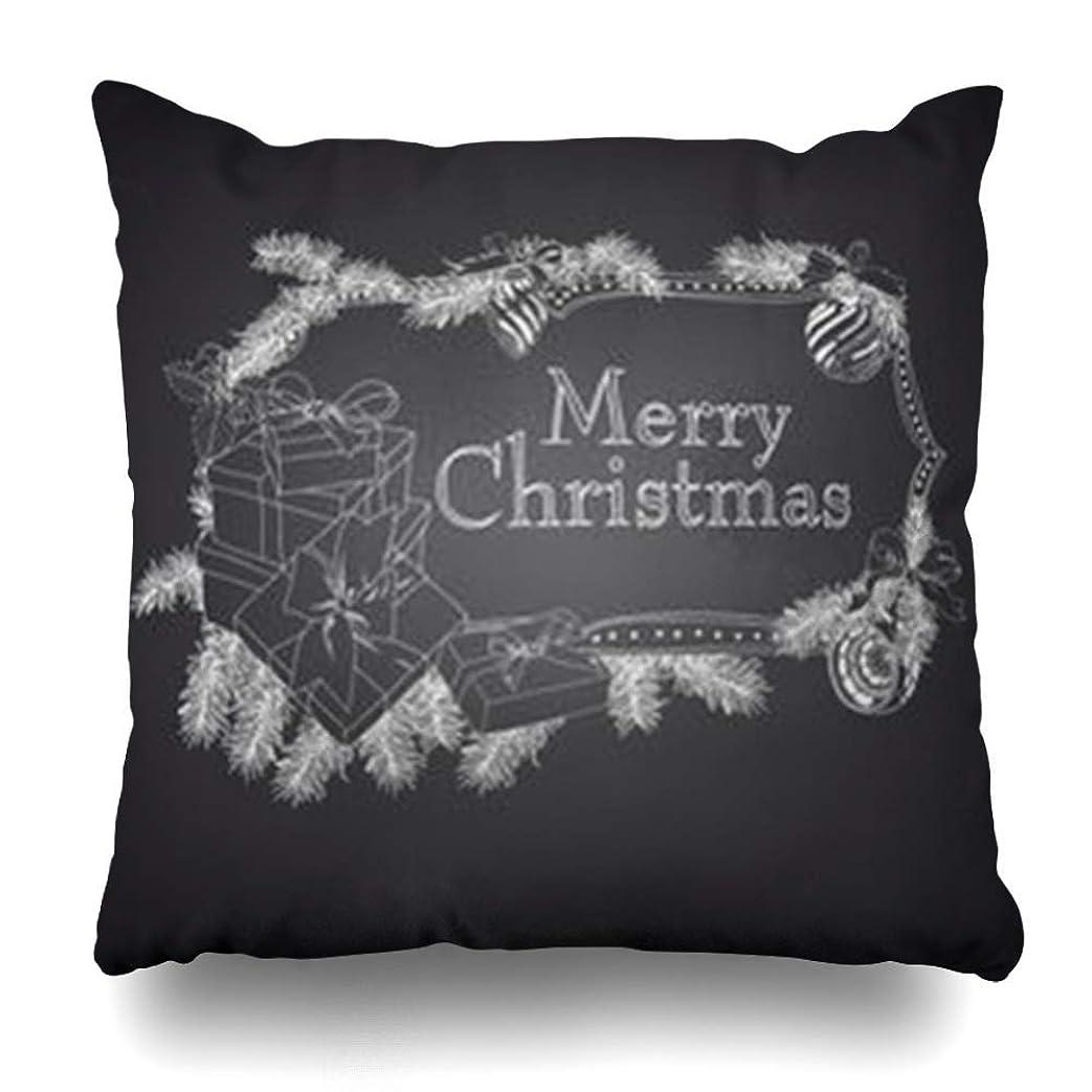 グローアレイ故国スロー枕カバースノーフレークブルークリスマステンダースノーフレークアブストラクト冬のお祝い寒い12月イブお祝いホームデコレーションクッションケーススクエア18 * 18インチ装飾ソファ枕カバー
