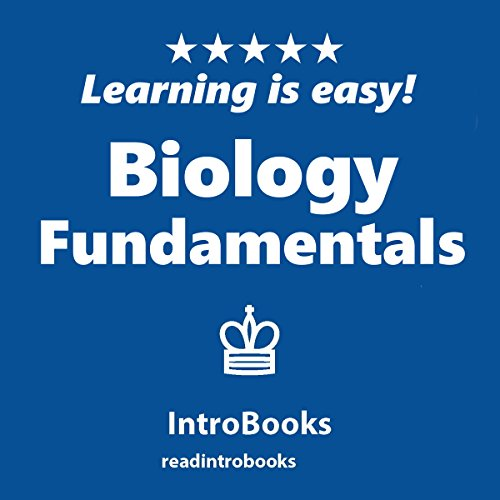 Biology Fundamentals audiobook cover art