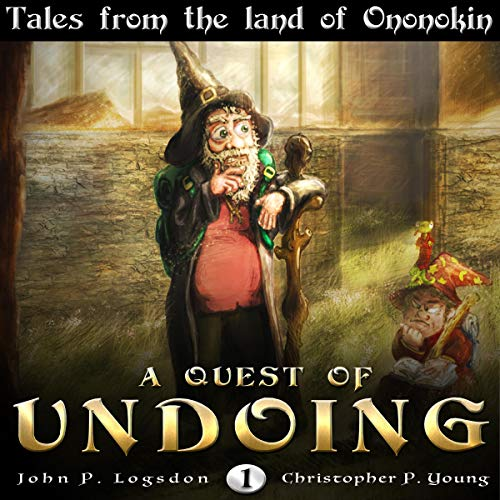 A Quest of Undoing  By  cover art
