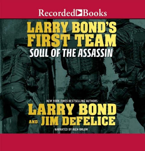 Larry Bond's First Team cover art