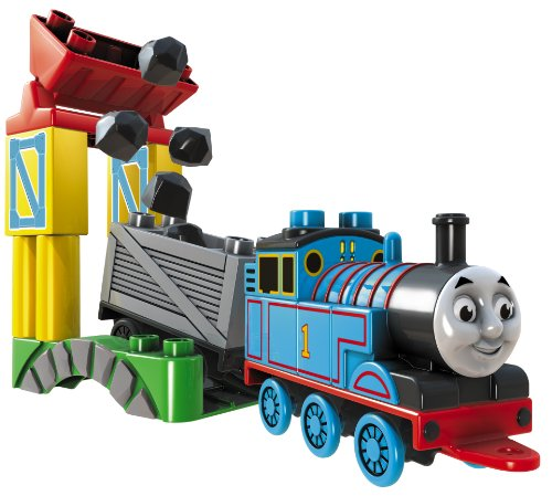 Mega Bloks Thomas Load'n Go Buildable Playset Thomas