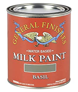 This paint is self-sealing and does not require a topcoat Do not apply clear topcoats over bright white paint, as yellowing may occur due to a reaction to the substrate. Light color paints may also experience yellowing due to topcoat application, but...