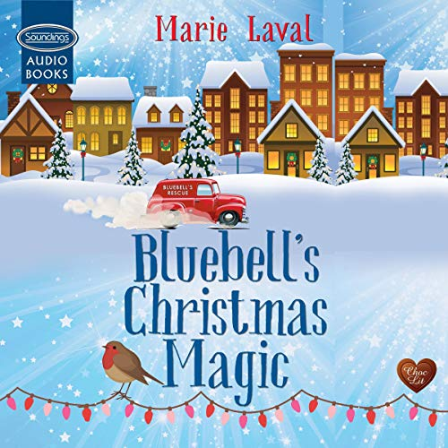 Bluebell's Christmas Magic cover art