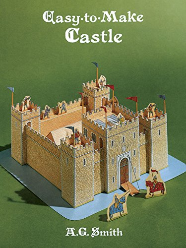 Easy-to-Make Castle (Dover Children's Activity Books)