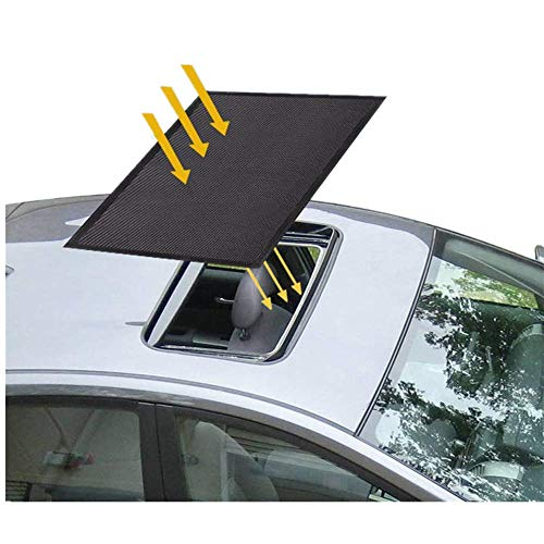 DYHQQ Auto Schiebedach Fenstergitter Mesh Net PVC-Streifen, Magnetstreifen, Fiberglas-Mesh-Magnetschirm Tür Anti Moskito Bug Insekt Fly (37,8