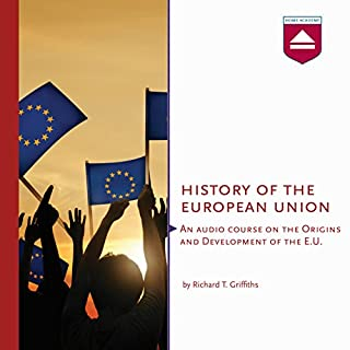 History of the European Union audiobook cover art