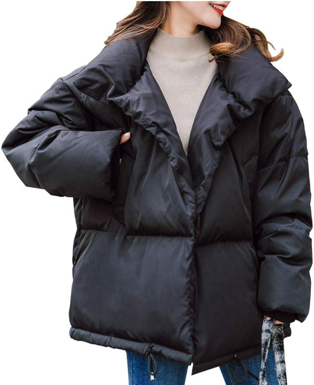 LDTY Winter Warm Thick Female Short Down Jacket Women Coat