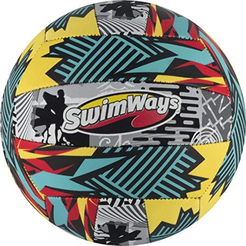 SWIMWAYS Palla Hydro Volleyball, Pallavolo, Resistente All'Acqua, Modelli Assortiti, 6045235