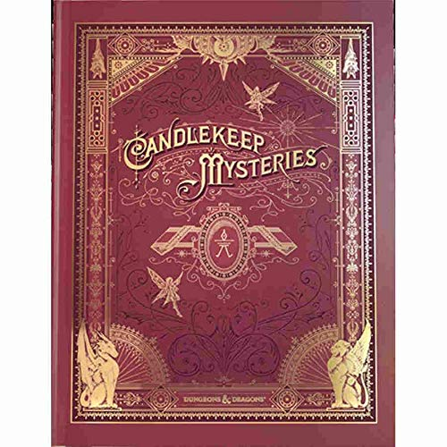 Candlekeep Mysteries (Alternate Cover): Dungeons & Dragons (DDN)