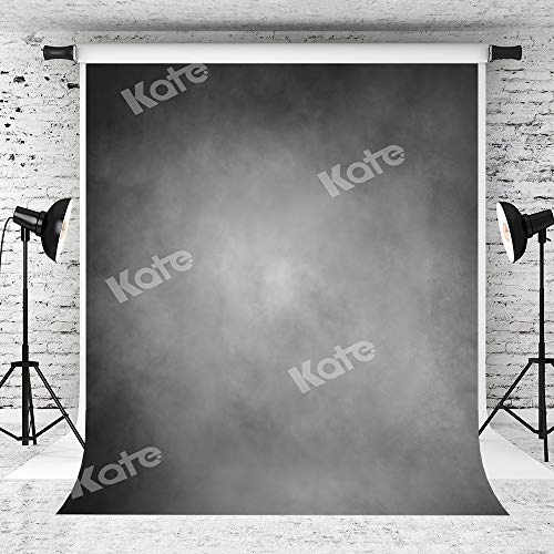 8x8FT Vinyl Wall Photography Backdrop,Paisley,Monochrome Paisley Design Background for Baby Birthday Party Wedding Studio Props Photography