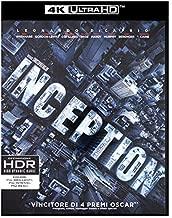 Inception (4K Ultra Hd+Blu Ray) [Italia] [Blu-ray] películas que hay que ver una vez en la vida