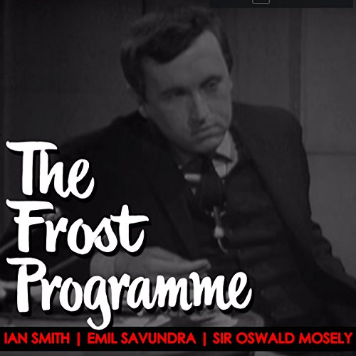 The Frost Programme 1967 audiobook cover art
