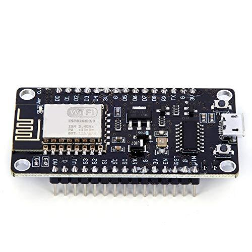 Jeanoko Tablero de Desarrollo de módulo inalámbrico 8266 Componentes electrónicos duraderos Estable para electrónicos