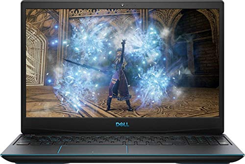 """Dell - G3 15.6"""" Gaming Laptop - Intel Core i5 - 8GB Memory - NVIDIA GeForce GTX 1660Ti - 512GB Solid State Drive - Black I3590-5988BLK-PUS"""