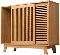 XDDDX Fashion Simple Dining Side Cabinets Closets Multifunctional Modern Simple Storage Cupboard Original