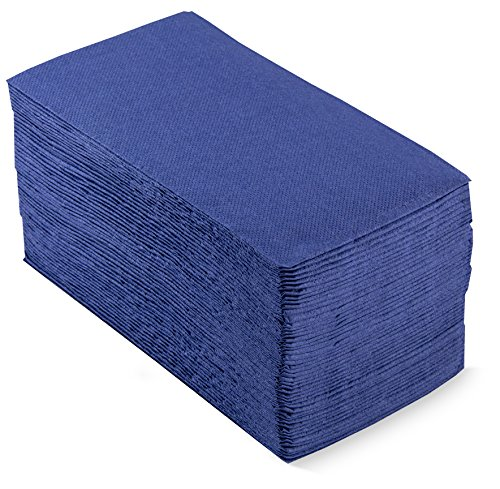 Servilletas de Papel Azules Marca Saten
