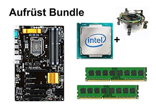 Aufrüst Bundle - Gigabyte Z97P-D3 + Intel Xeon E3-1225 v3 + 16GB RAM #64001