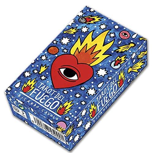 Tarot De Incendios, Tarot Es Adecuado para Principiantes Y Entusiastas Experimentados De Tarot