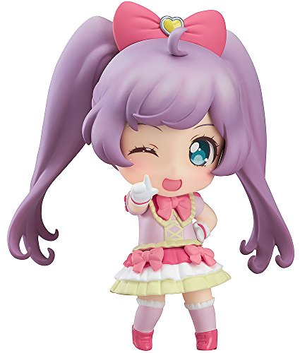 Good Smile Pripara : Nendoroid Co-de Laala Manaka – Cutie Ruban Action Figure