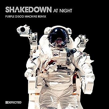 At Night (Purple Disco Machine Remix)