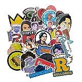 Mdsfe 35 TV-Shows Funny Stickers Pack Fan Anime altmodische Cosplay Scrapbook DIY Aufkleber Handy...